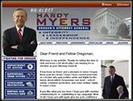 Campaign to Re-Elect Hardy Myers